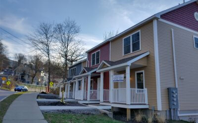 Four Brand New Townhomes For Sale in Ithaca